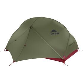MSR Hubba Hubba NX Tente, olive/rouge